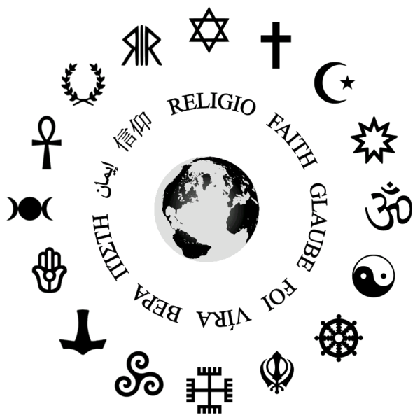 Religious Symbols Major World Religions Pinterest Religious