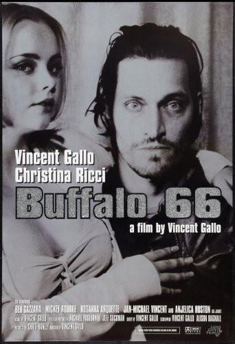 Buffalo 66 movie poster 24x36