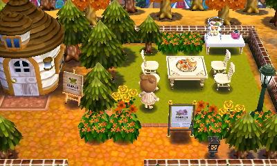 植物系看板のマイデザイン3種 Animal Crossing Animal Crossing Qr