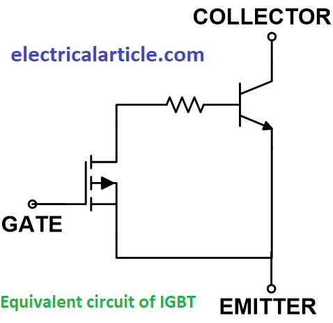 Insulated Gate Bipolar Transistor Igbt Electrical Article Transistors Basic Electrical Engineering Ups System