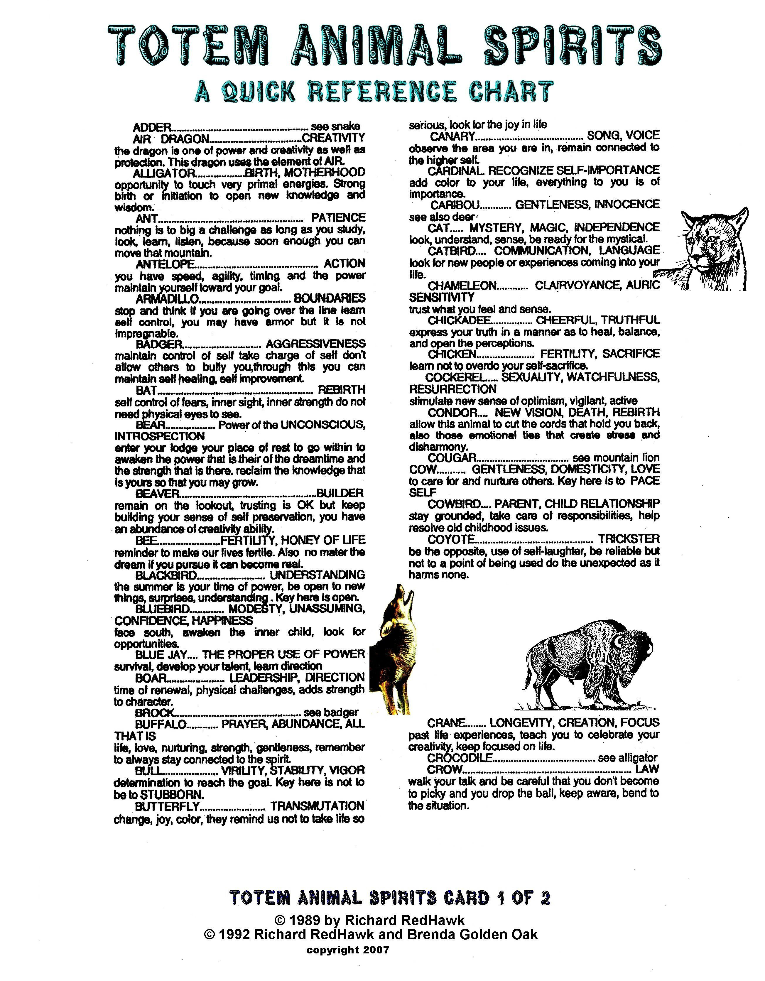 Pin On Spirit And Totem Animals