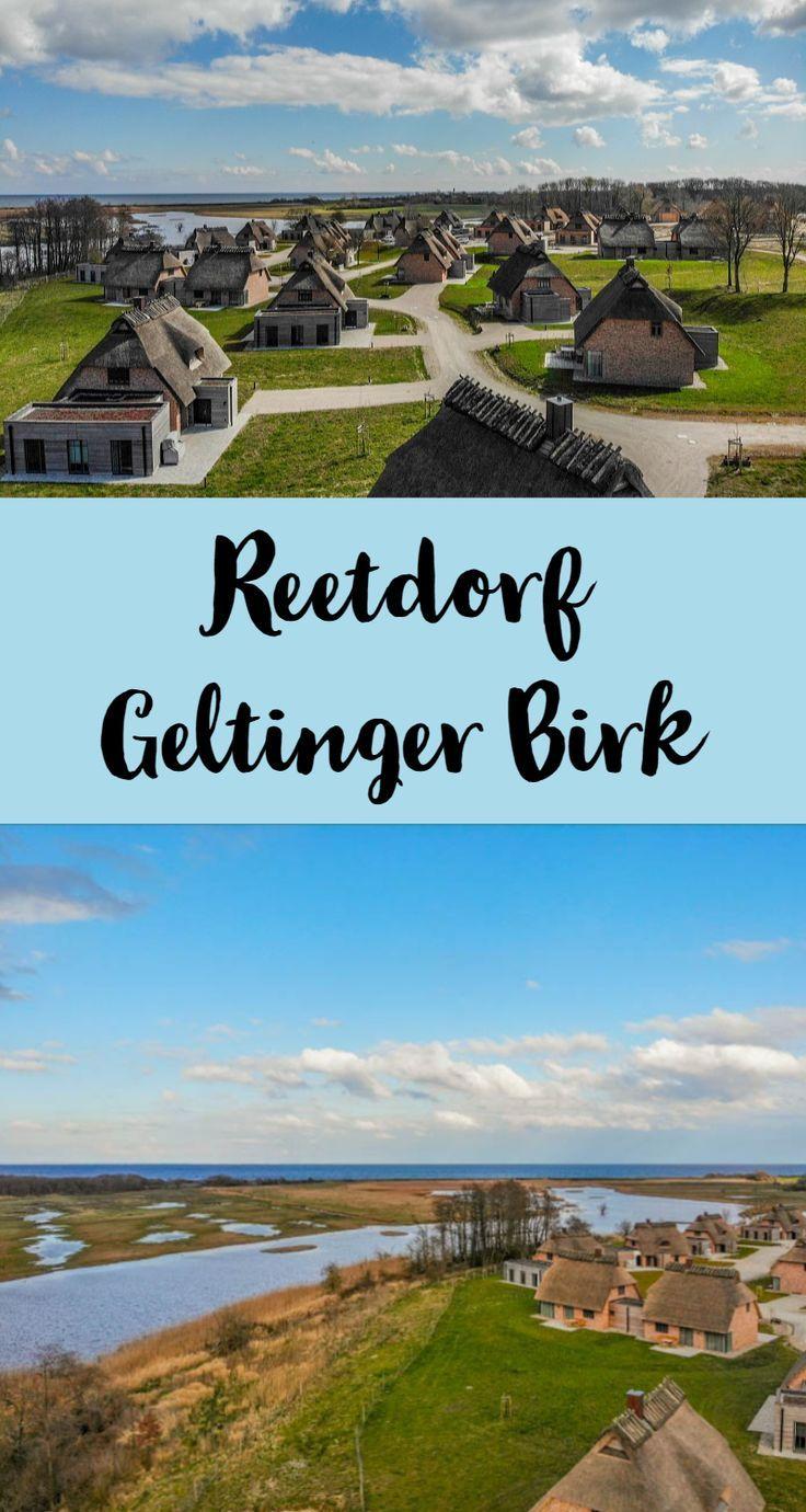 Im Einklang mit der Natur im Reetdorf Geltinger Birk