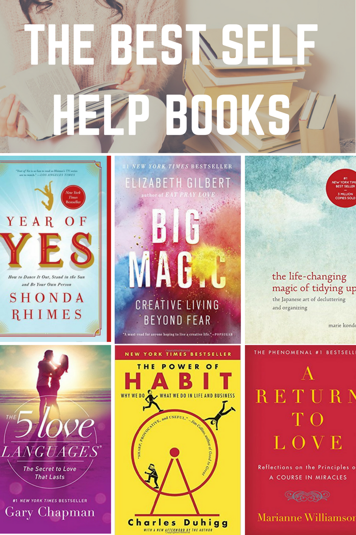 38 self-help books to give you fresh perspective this spring in 2018