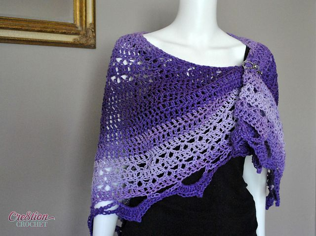 Shown 1 Mitered Square Shawl By Nirmal Khalsa 2 The Wrap By