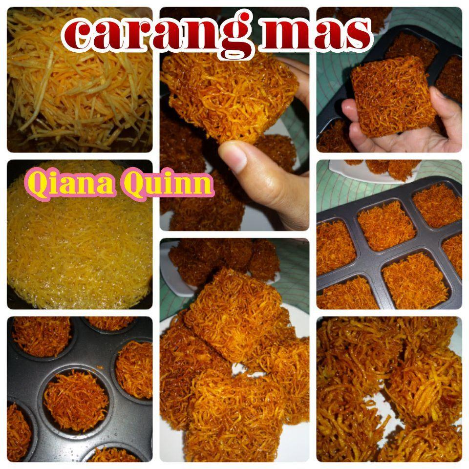 Carang Mas Grubi By Qiana Quinn Azha Langsungenak Com Resep Makanan Cemilan Camilan