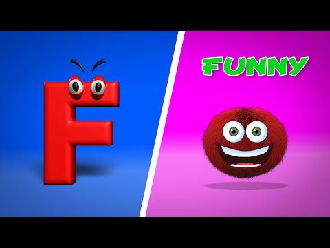 Phonics Letter - F song - YouTube