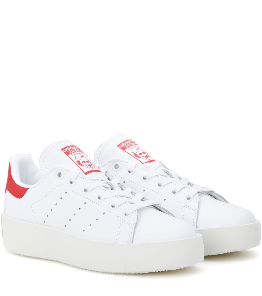 awesome Sneakers Stan Smith Aus Leder http://portal-deluxe.com/ · Trainers  AdidasSneakers ...