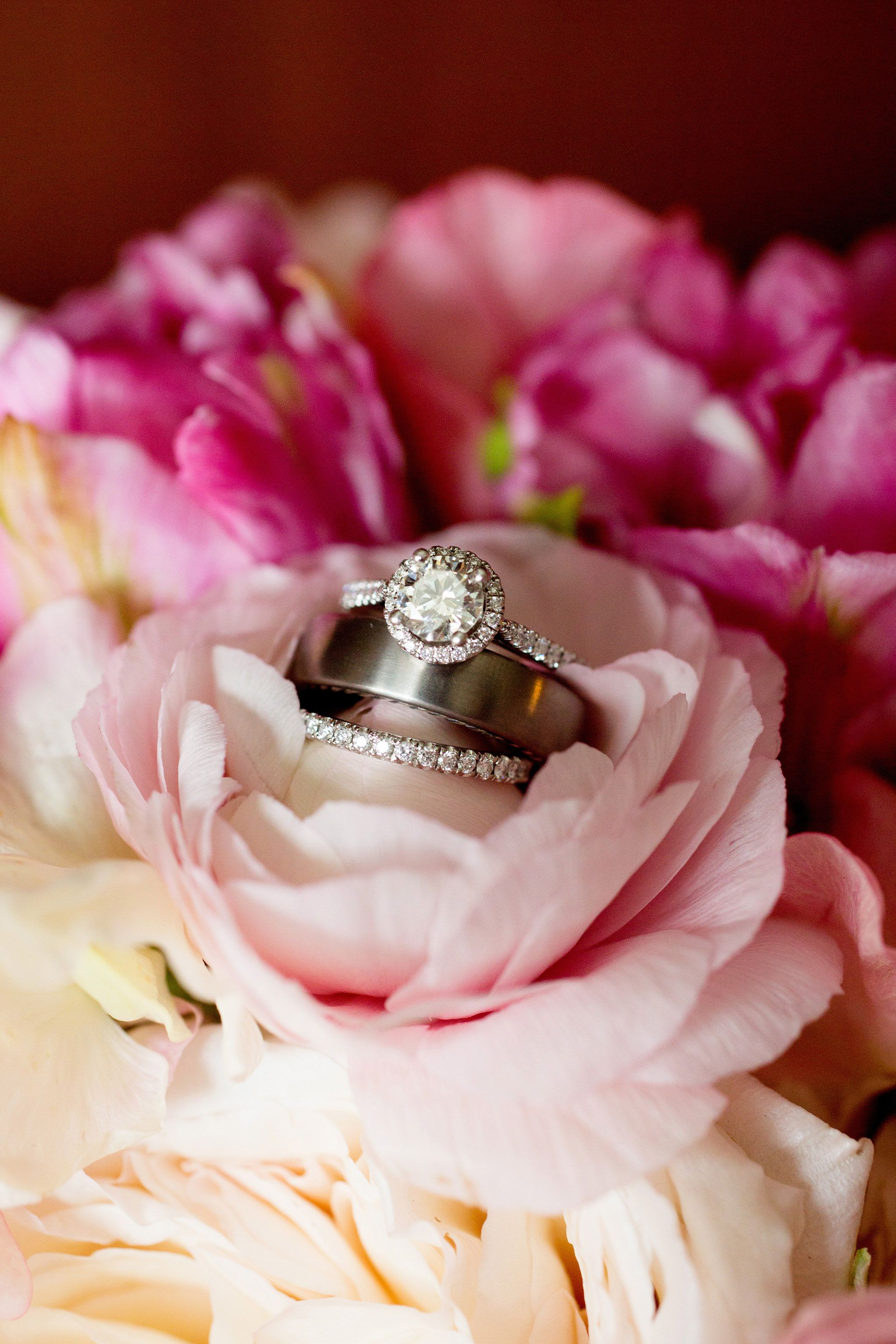 An Ombré-Inspired Chicago Wedding in the Round | Chicago wedding ...