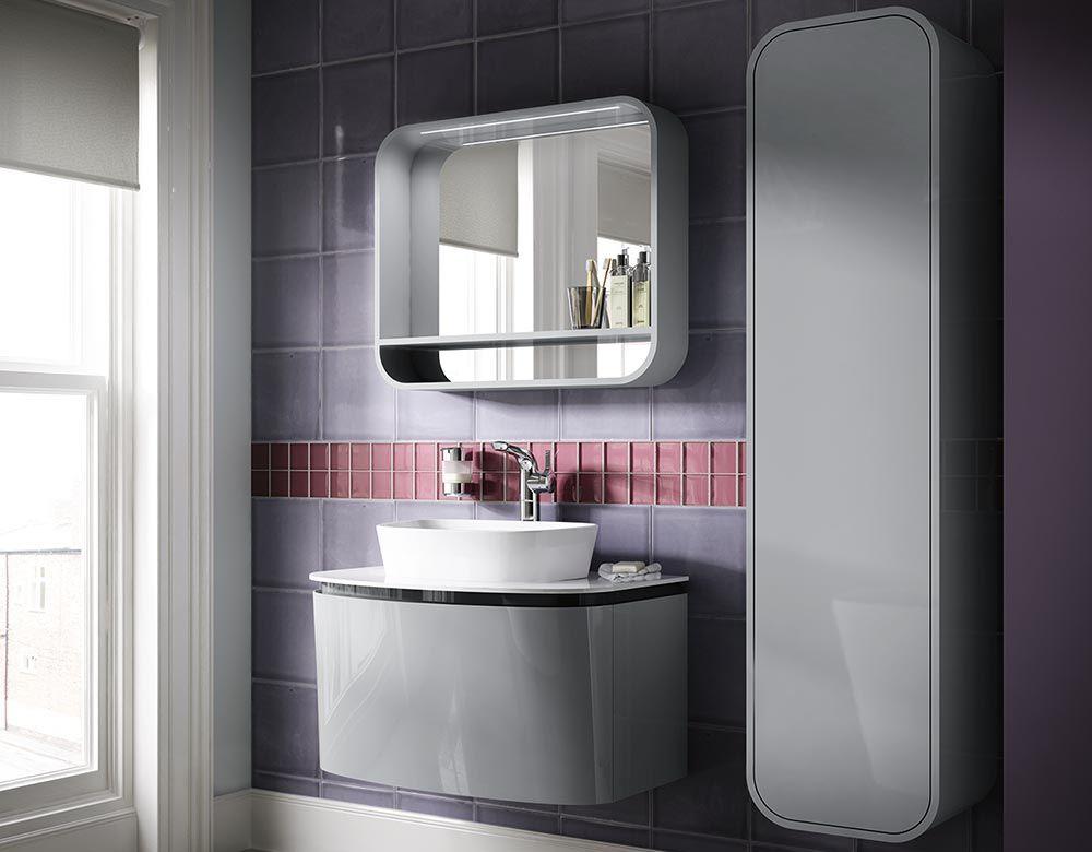 Luxus-Badserie von Ideal Standard als u201eKontrast zu all den