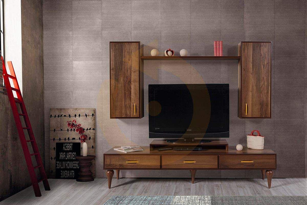 Modern yeni tv unite modelleri 7 - Modern Tarz Ve Renkli Kulp Tasar Mlar Ile Ante Modern Tv Nitesi Mobilyam Online Fark Ile Sat Ta