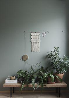 Dark green walls in the bedroom | Bedroom | Dark Green Walls, Green Walls and Gold Lamps | Interior Design Pro