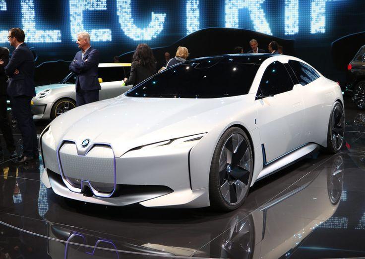 Neuer 2019 BMW i5 Neuer elektrischer 4Türer und 600 km