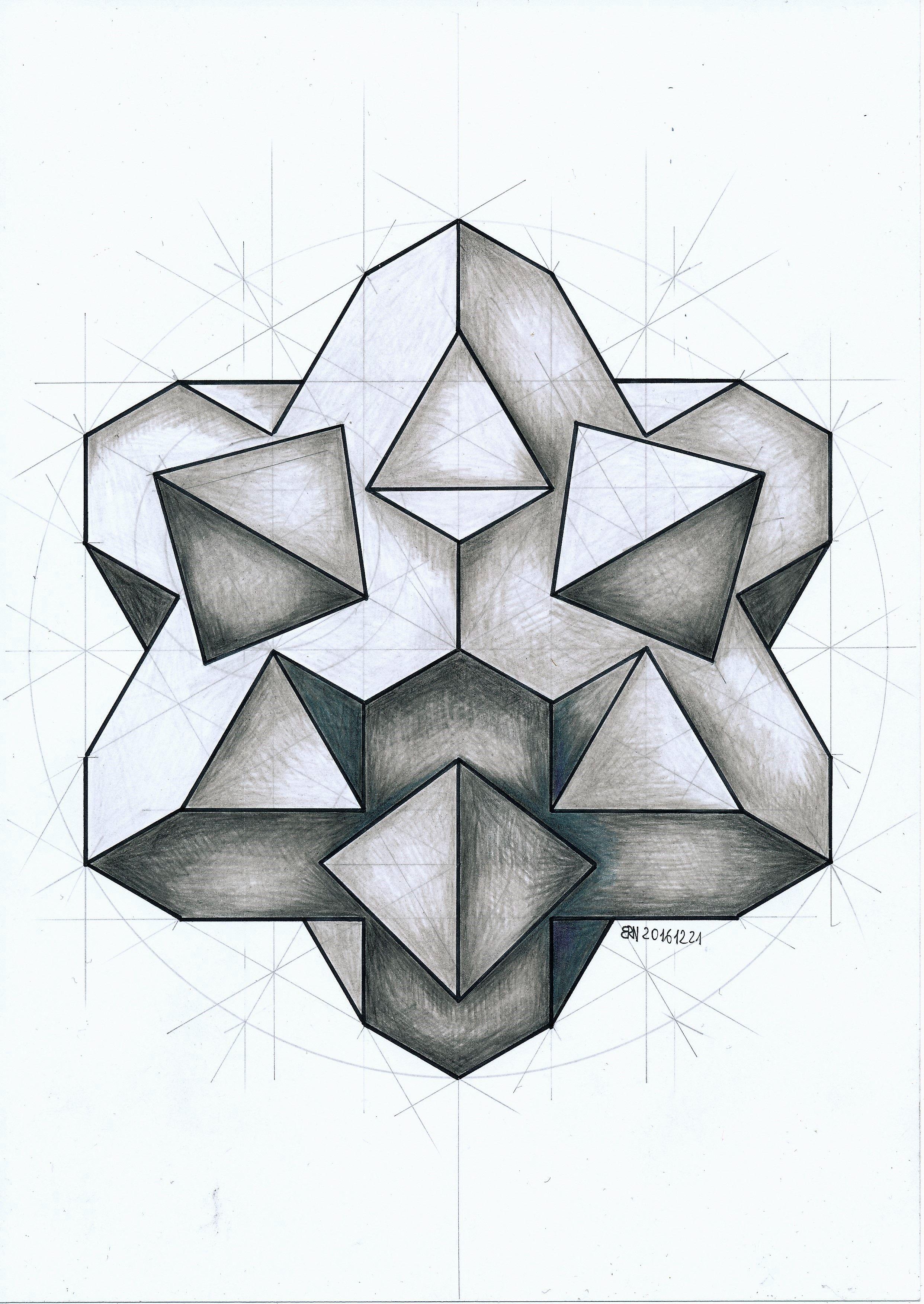 Pin von Aj Stallard auf -inspiration- | Pinterest | Geometrie ...