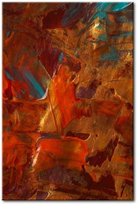 Danza de los elementos abstractas cuadros fotomurales - Bimago cuadros modernos ...