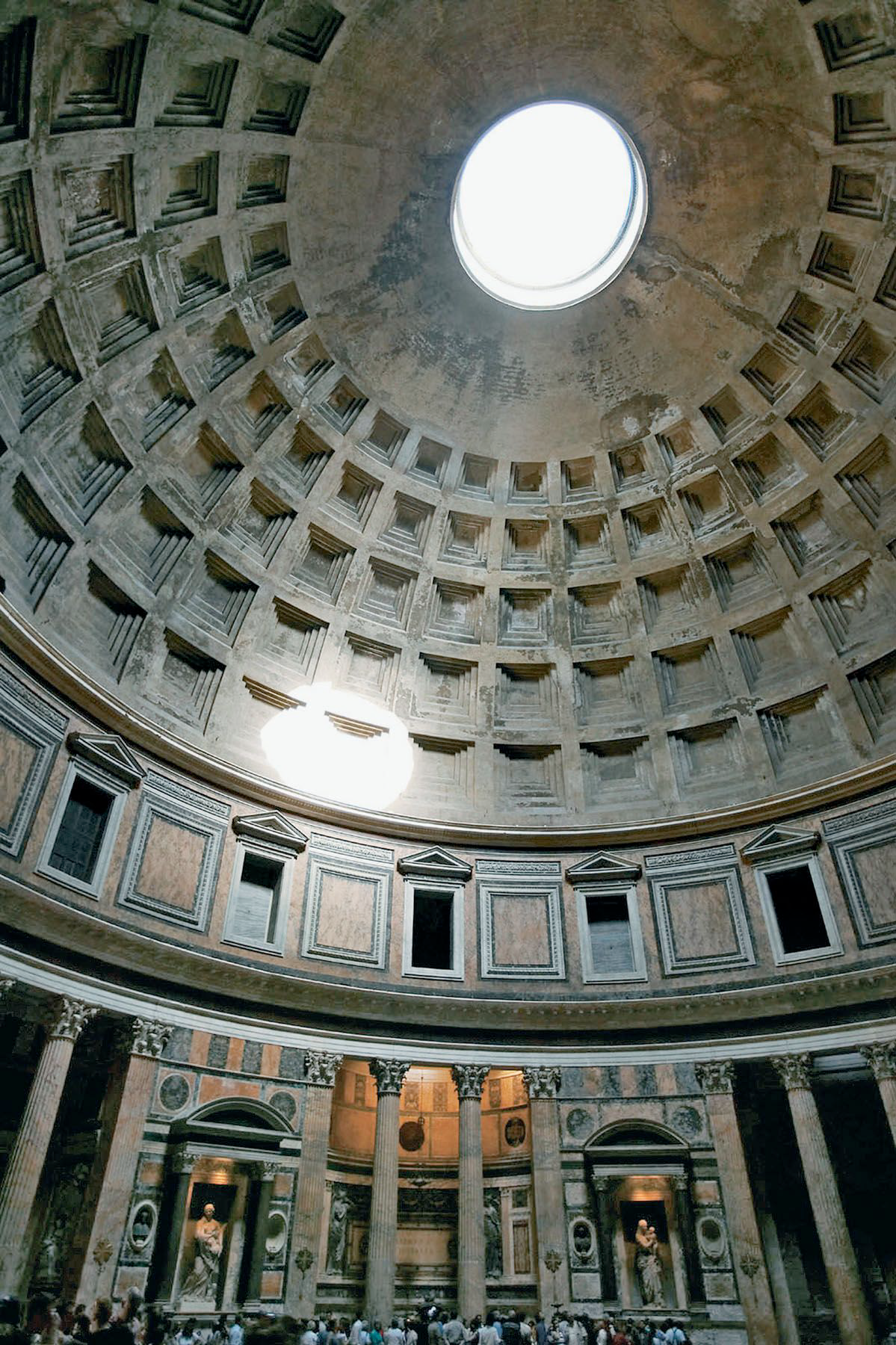 a glance at the pantheon of rome The roman pantheon is arguably the most important building in the history of pantheon at a glance name: the the pantheon is tucked away in the heart of rome.