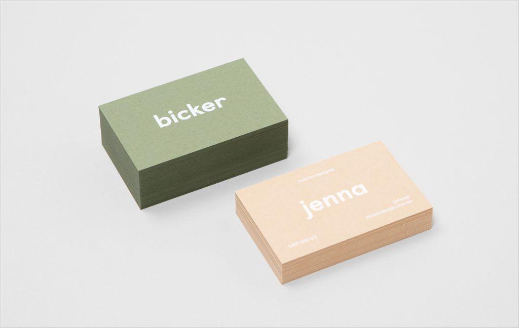 minimalist business card design   Design   Pinterest   Business cards