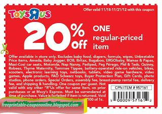 picture about Toys R Us Printable Coupon named No cost Printable Toys R Us Discount coupons Adorable Tomatoes Discount coupons