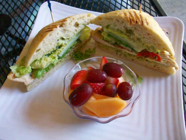 From Greenz Restaurant in Dallas, TX #sandwiches