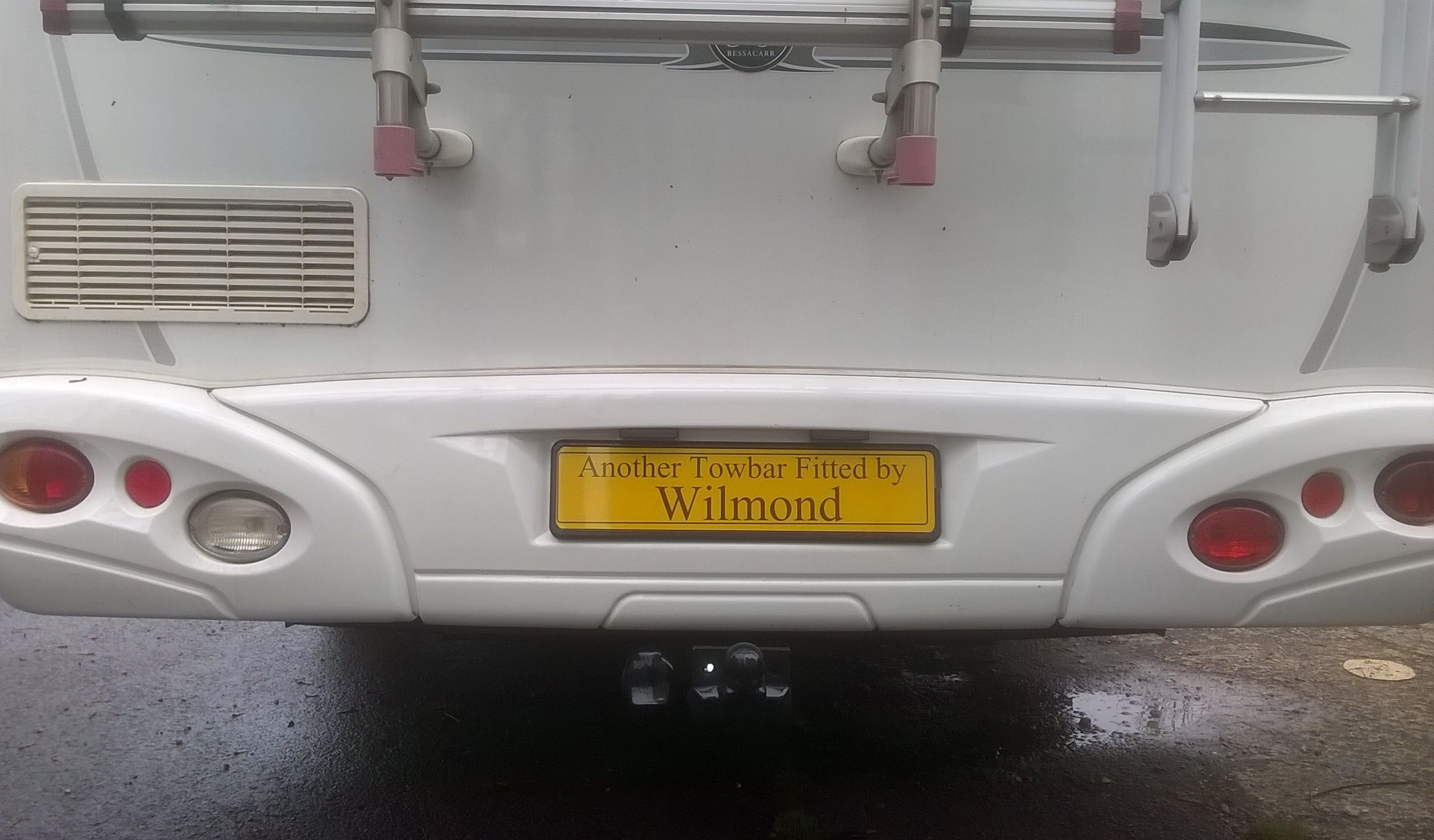 Pin on Motorhome Towbar Fitting Gallery