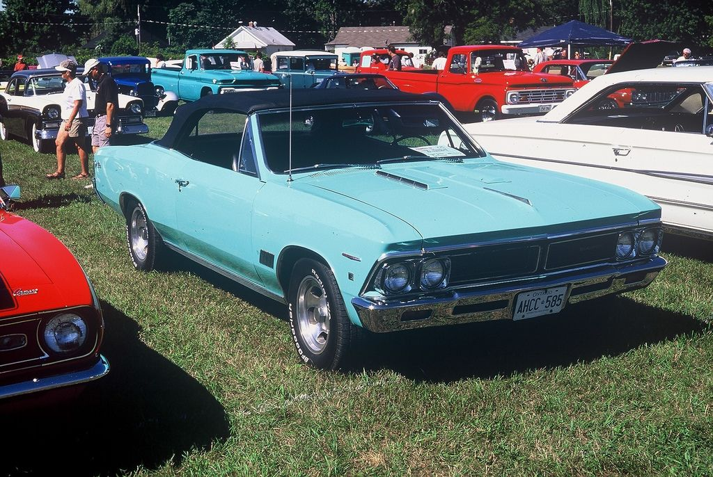 Brian Harris Chevrolet >> 1966 Beaumont Custom convertible (Canadian) | Chevy muscle cars, Chevrolet chevelle, Muscle cars