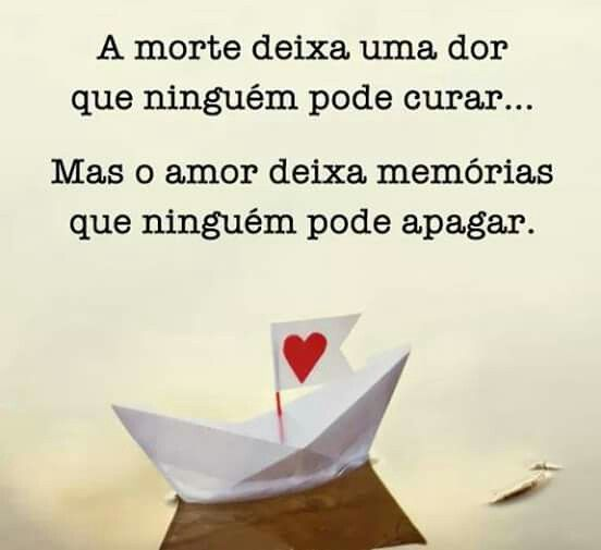 Saudade Eterna Amor Amigo Eterno Dad Pai Thoughts
