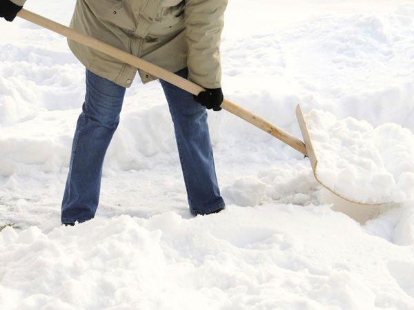 Winter Chores