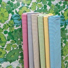 streifenstoff für den frühling #fabric #oilcloth