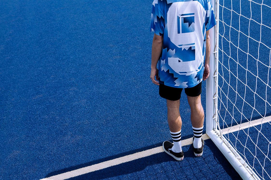 Soccer Graphics Tumblr Soccer Everything Is Blue Blue Aesthetic