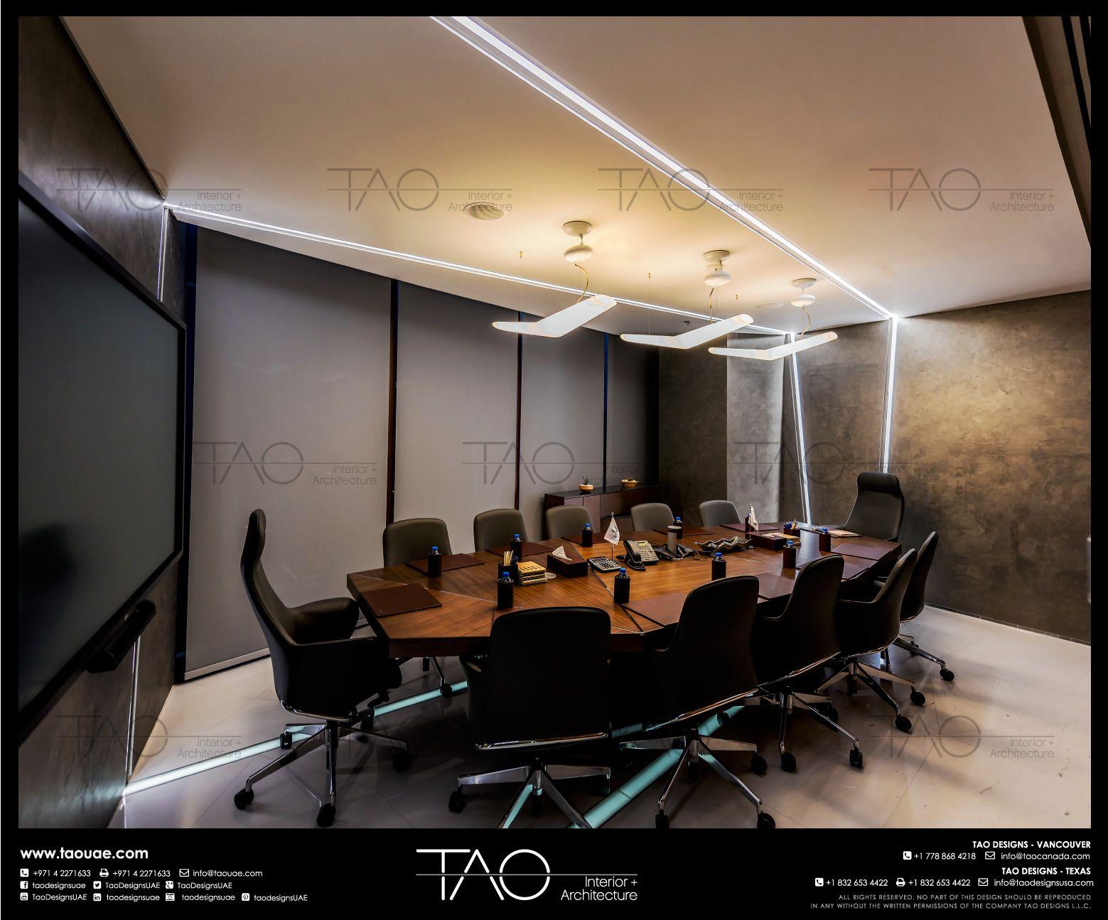 TAO Designs extend our commercial interior design