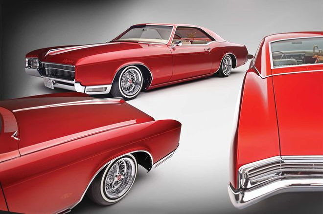1967 Buick Riviera One For The Road Lowrider Buick Riviera