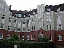 Hamburg Bergedorf Wohngebaude Rosenhof Im Stil Der Hamburger Burg Wohnung Mieten Gebaude Wohnen