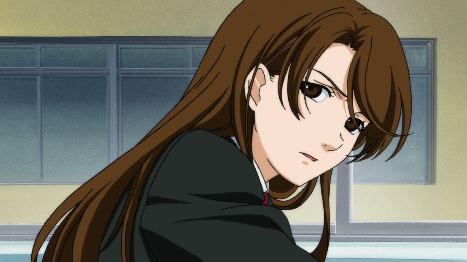 Kurenai - Épisode 12 : Je suis. Plus d'informations sur la série sur http://anime.kaze.fr/catalogue/kurenai