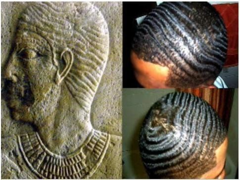 Proof Ancient Egyptians Were Black | Many were light-skinned as ...