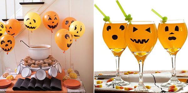 Decoracion De Halloween Para Fiestas De 15 Años Buscar Con