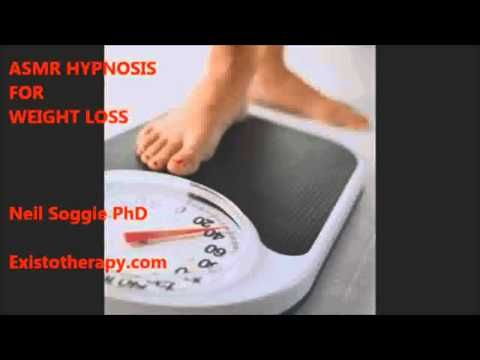 3 Hour Asmr Weight Loss Hypnosis Neil Soggie Phd Existotherapy