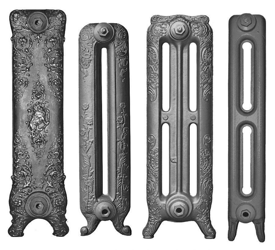 Antique Cast Iron Radiators