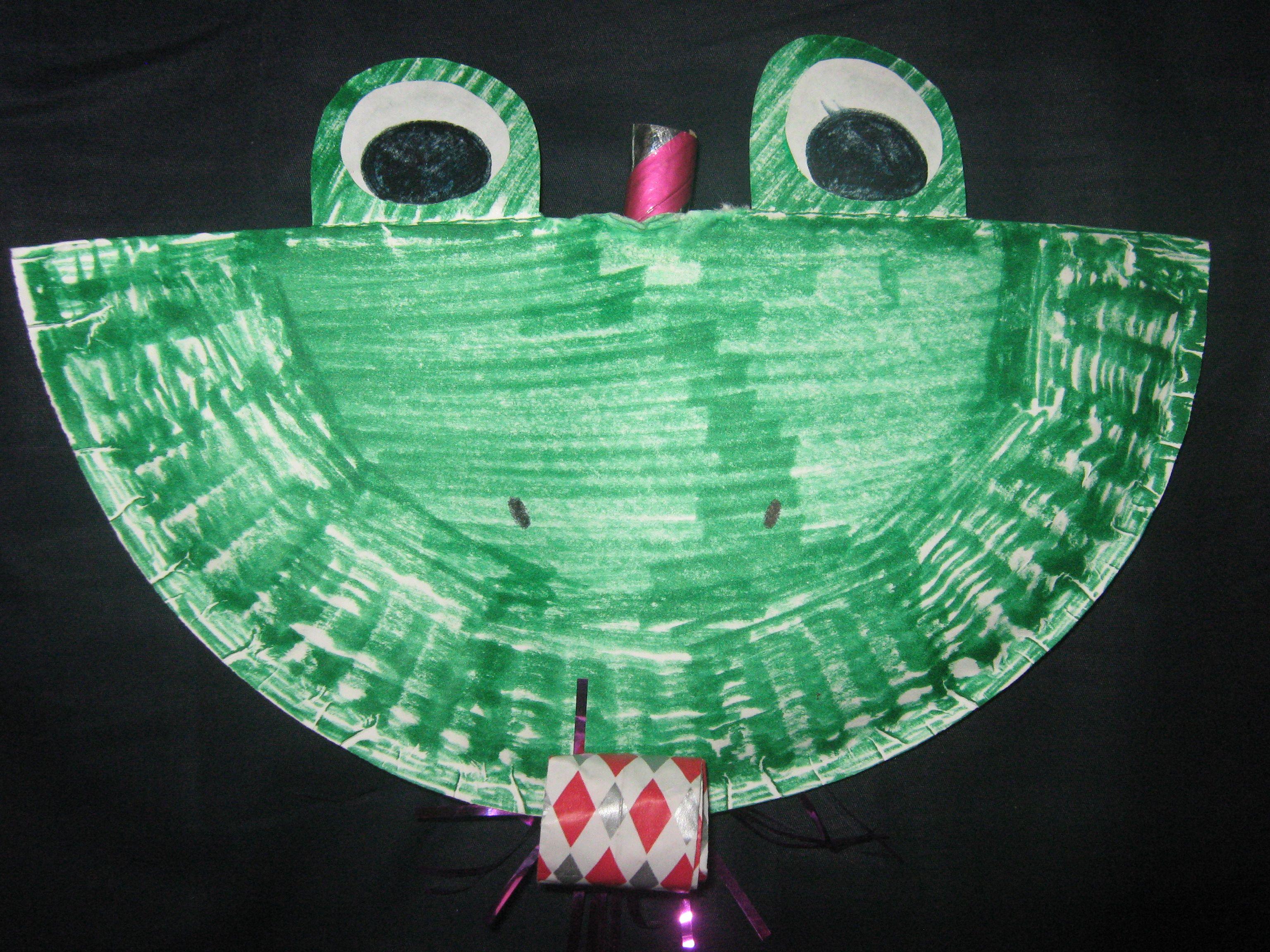 Froggy Face