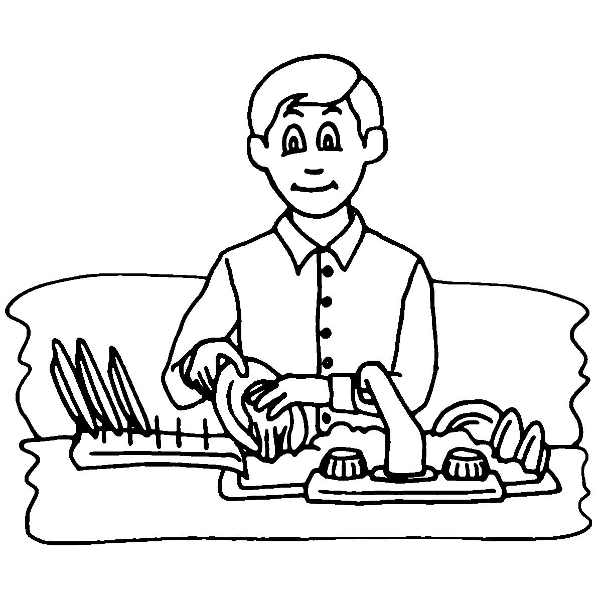 Dog Stand Up Coloring Page Dog coloring page, Online