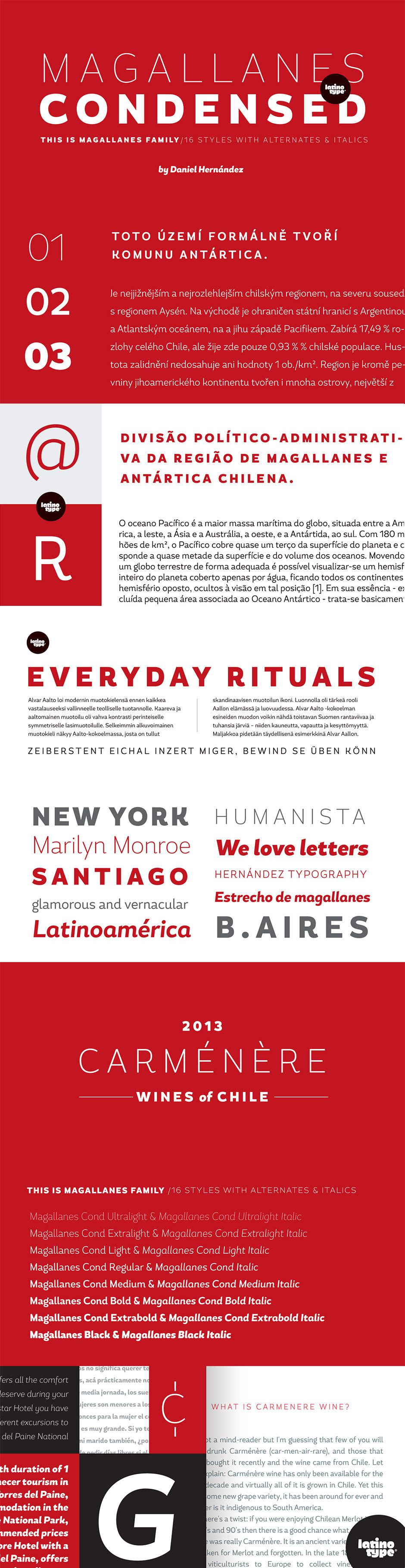 15 Professional Quality Hugely Versatile Font Families Plus Web Fonts Fonts Design Font Family Condensed Font