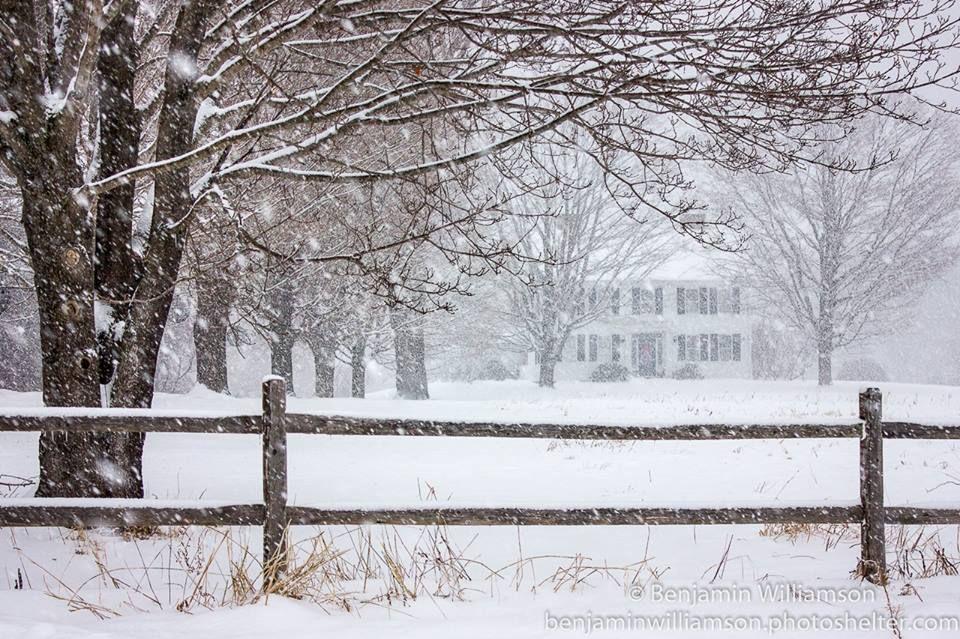 Classic New England Scene - Maine | New England | Pinterest