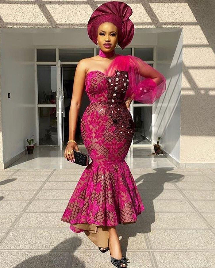 Nigerian Wedding On Instagram Washpeee Ciextra2019 Nigerianwedding In 2020 Latest African Fashion Dresses Nigerian Dress Styles Sepedi Traditional Dresses