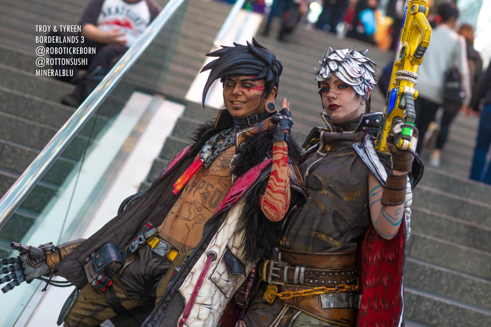 Our Favorite Cosplay From Anime NYC 2019 (With images