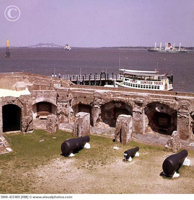 Fort Sumter Charleston, South Carolina
