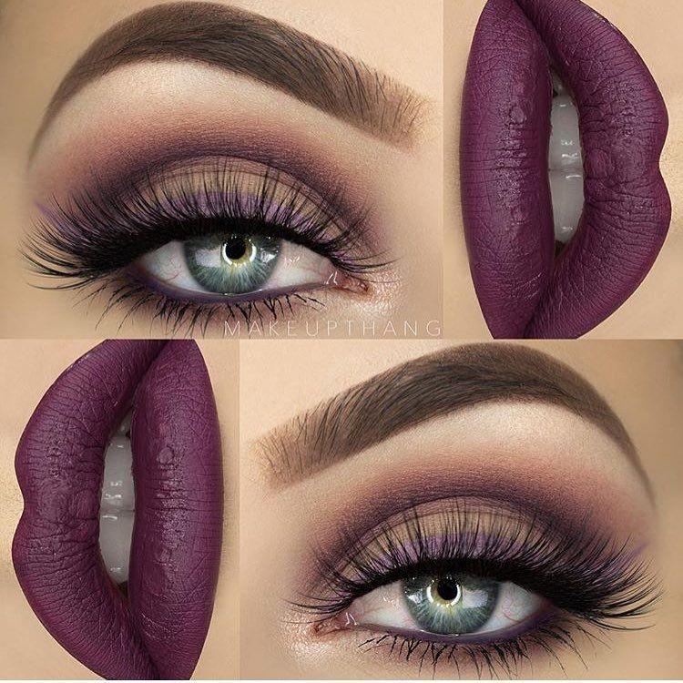 Pin de Gelia en Макияж Pinterest Maquillaje, Maquillaje de ojos