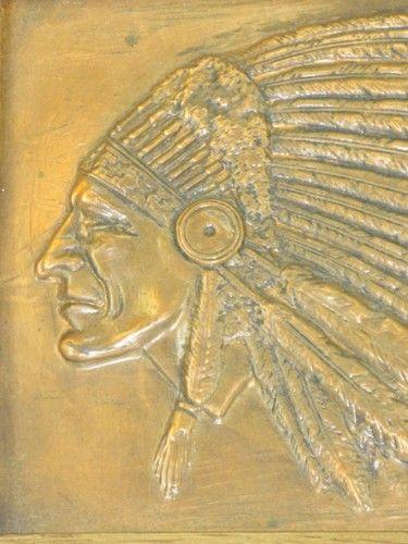 Copper Relief Wall Art | | Art | Pinterest | Walls, Native americans ...