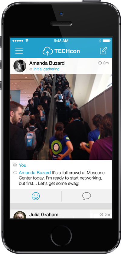 DoubleDutch mobile apps help companies and tradeshows alike create interactive digital guides and schedules.#eventtech for the mobile apps