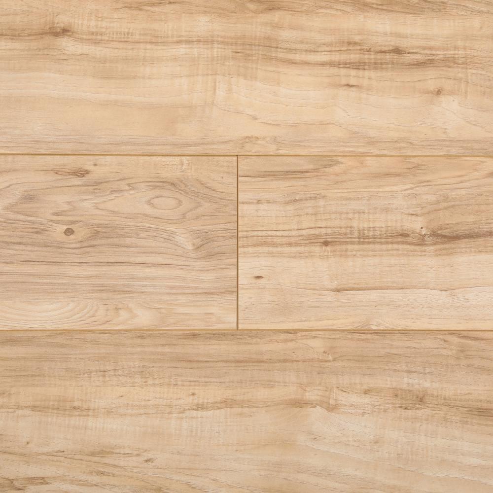 Laminate Flooring, Trafficmaster 7mm Laminate Plank Flooring