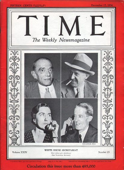 Time December 17 1934