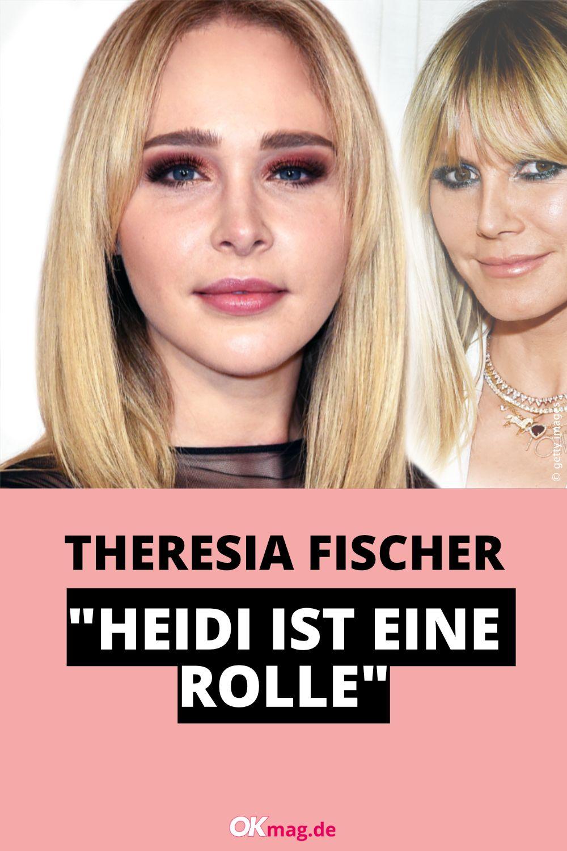 Theresia Fischer  nackt