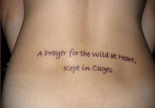24 Famous Tattoo Quotes You Should Check Today Creativefan